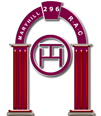 Maryhill Royal Arch Chapter 296 Logo